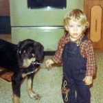 Duke toddler pic