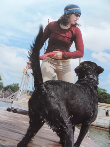 Sara Bryanton & Sailor 2009