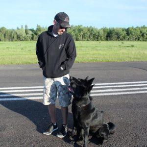 Dog Training Moncton NS